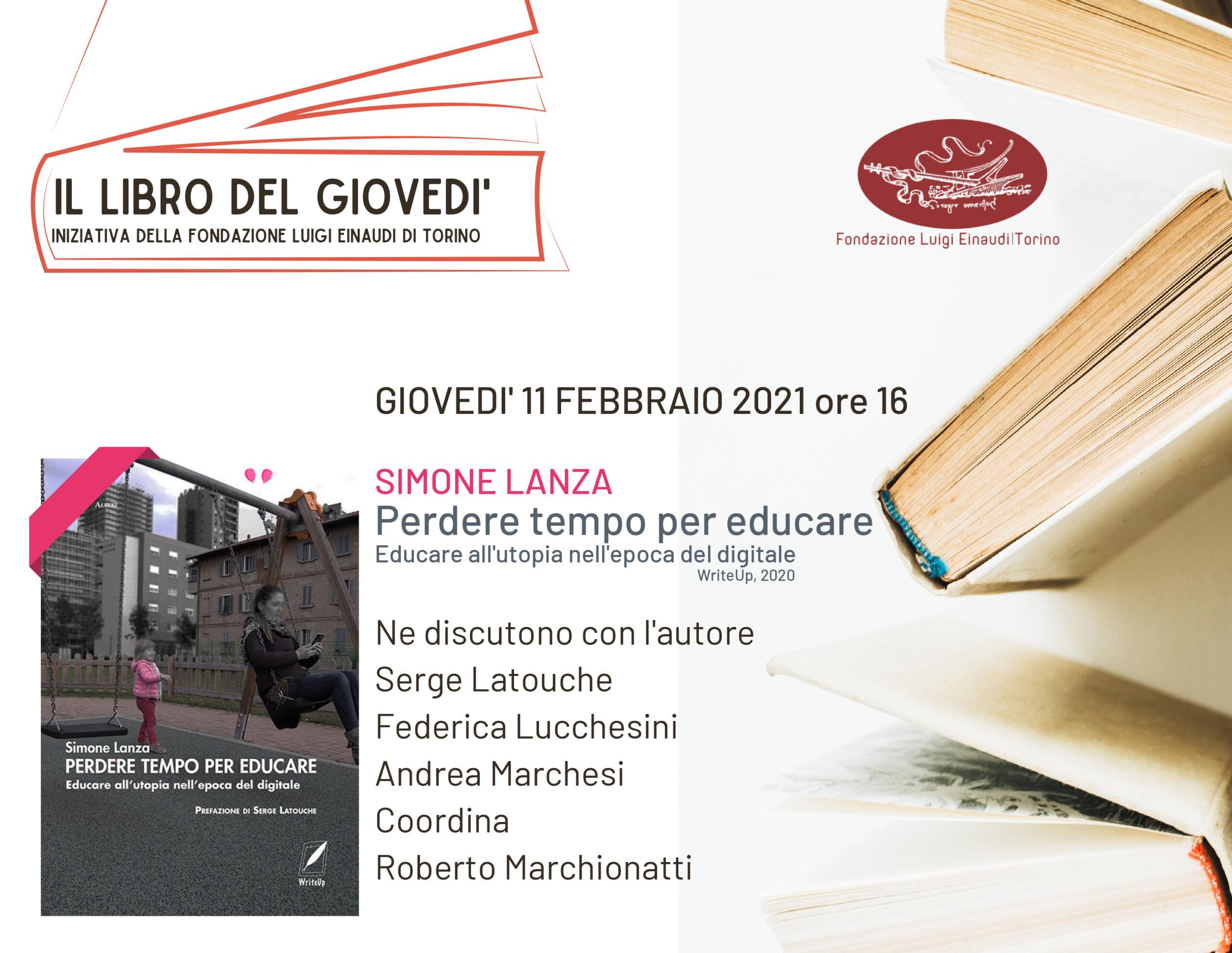 Perdere tempo – Fondazione Einaudi