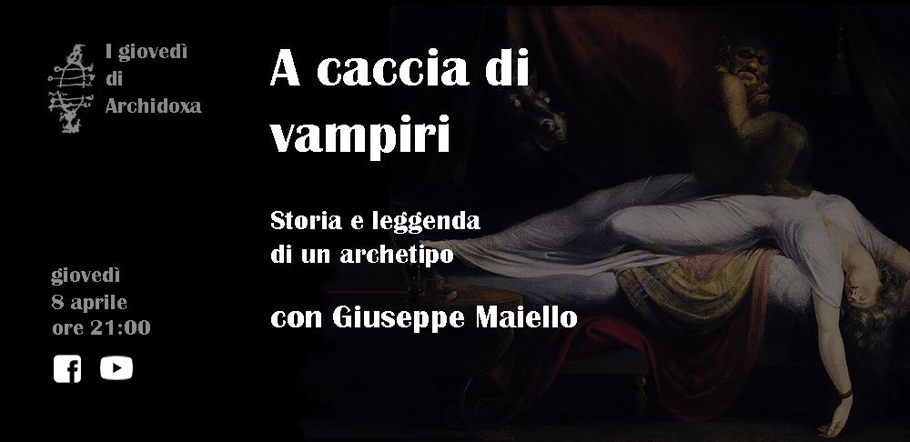 A caccia di vampiri